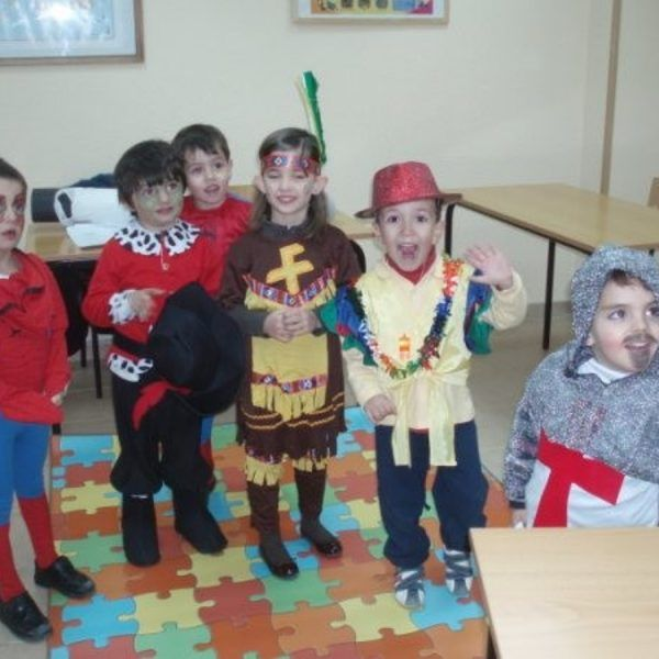 Clase peques